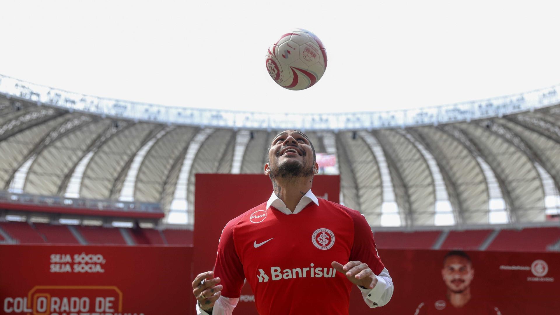 Inter confirma recurso de Guerrero na Suíça e aguarda novidades