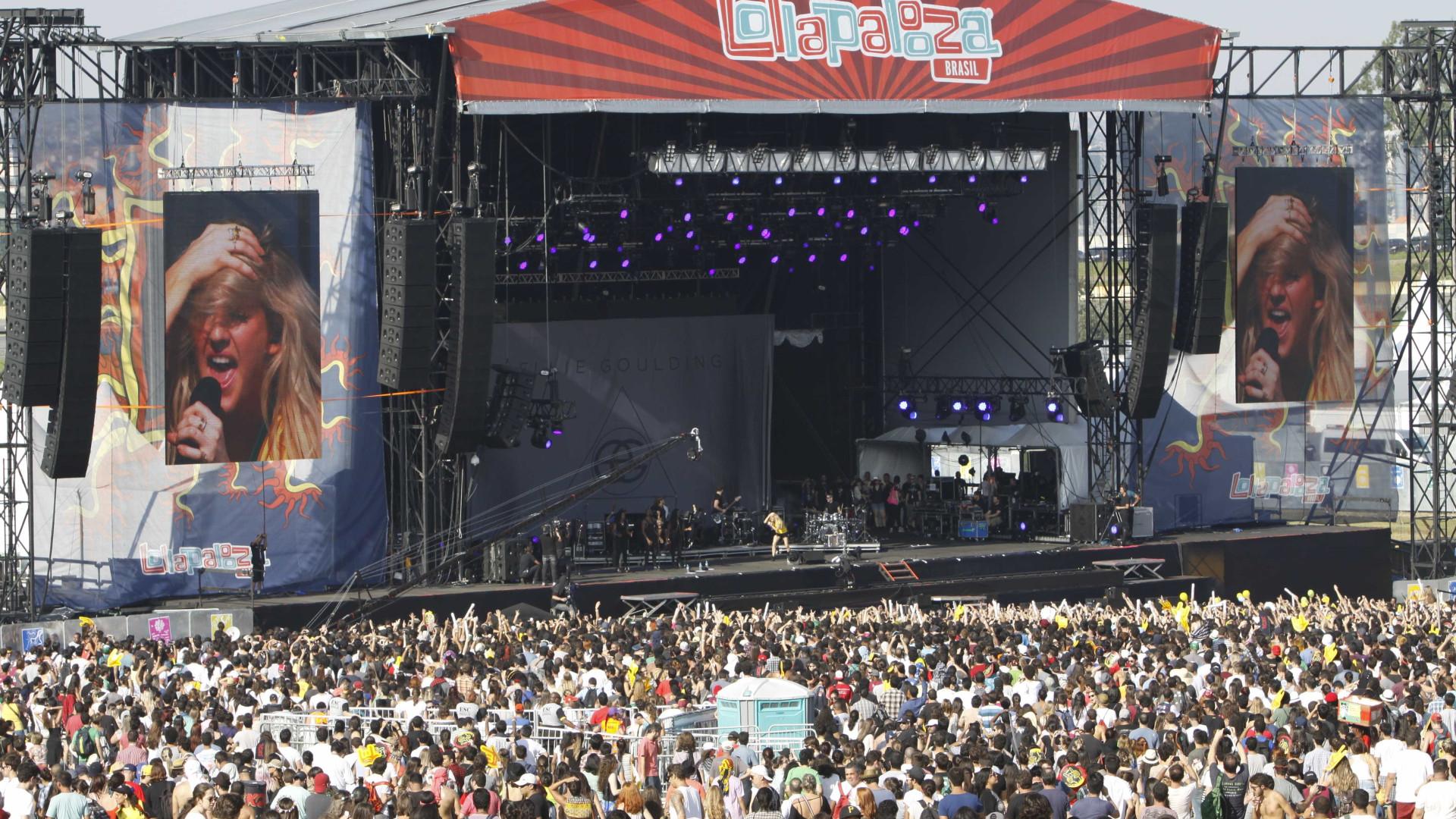Lollapalooza 2019 terá ingressos a R$ 1.560; venda começa segunda