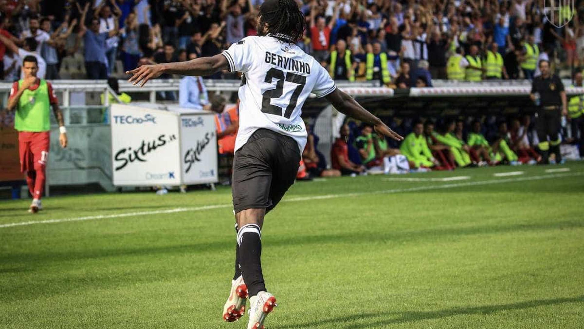 Com golaço de Gervinho, Parma vence a segunda seguida no Italiano