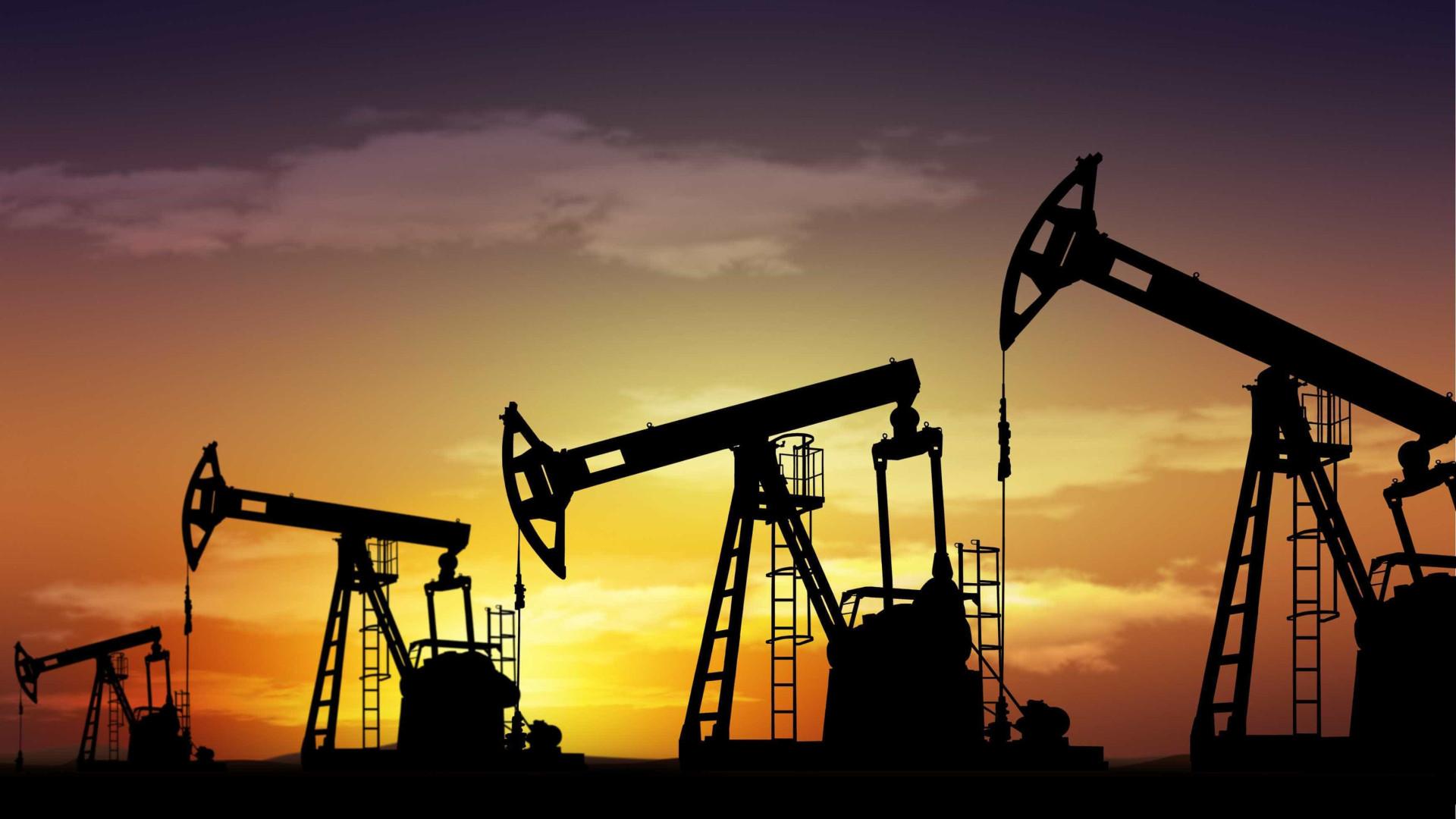 Preços do Petróleo atingem o maior valor em quatro anos
