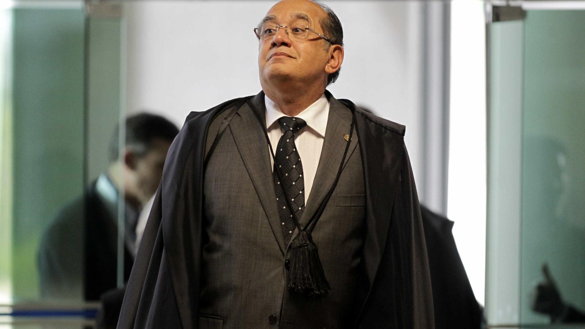 Decisão no período eleitoral é imprópria, diz Gilmar Mendes