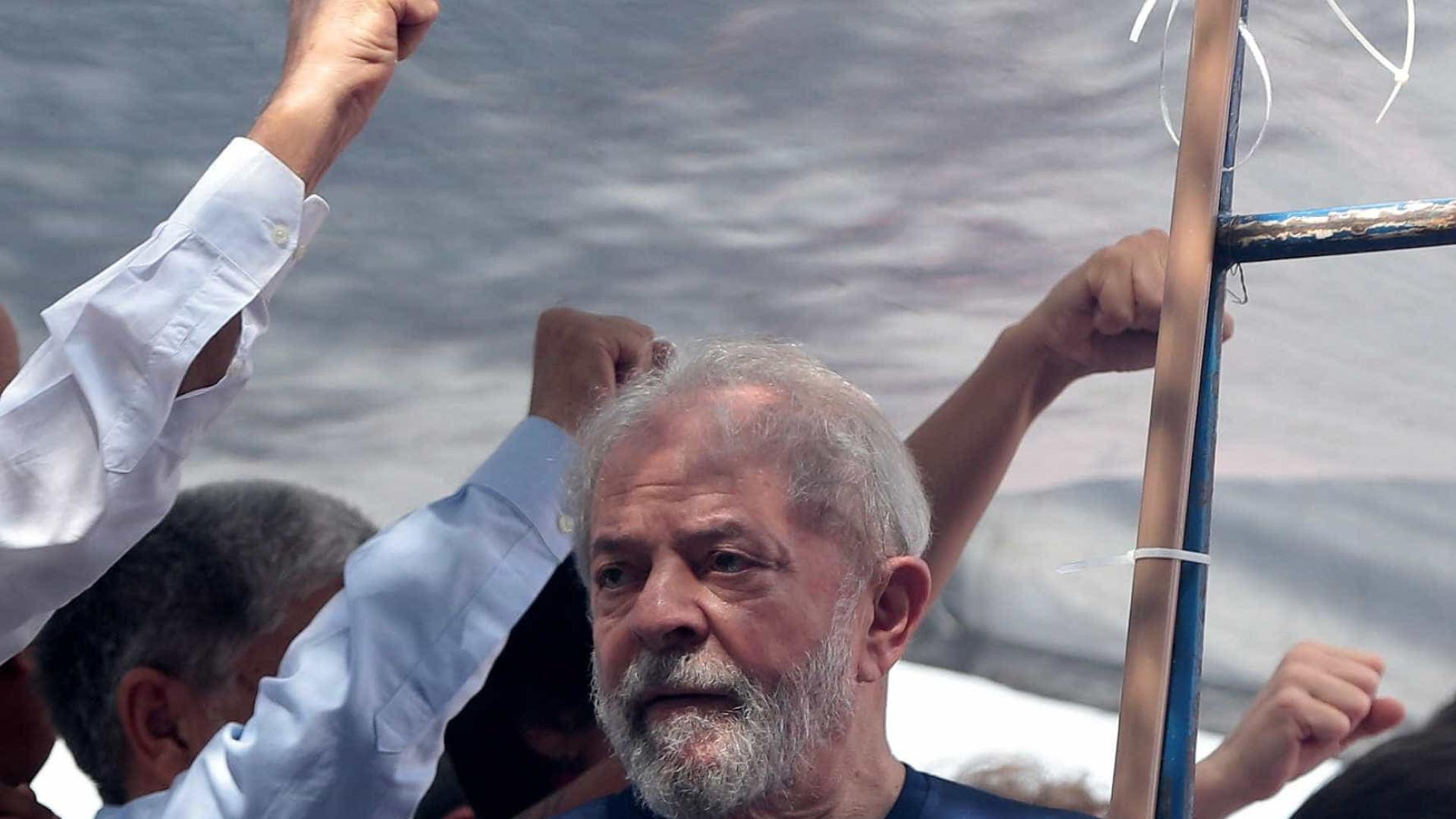A três dias da eleição, procuradoria pede nova condenação de Lula