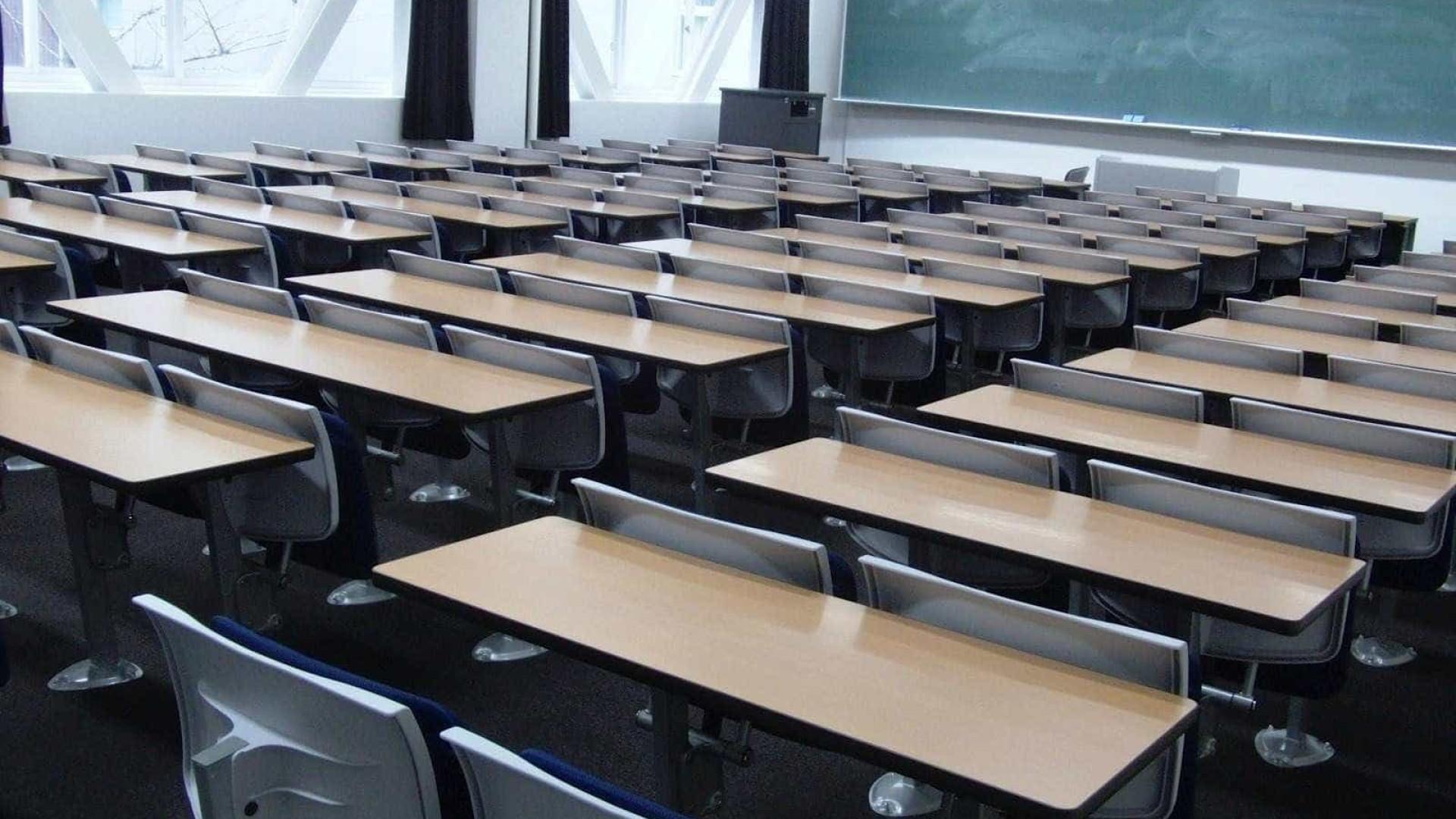 TO: prédio escolar reformado com ajuda de alunos é o melhor do mundo