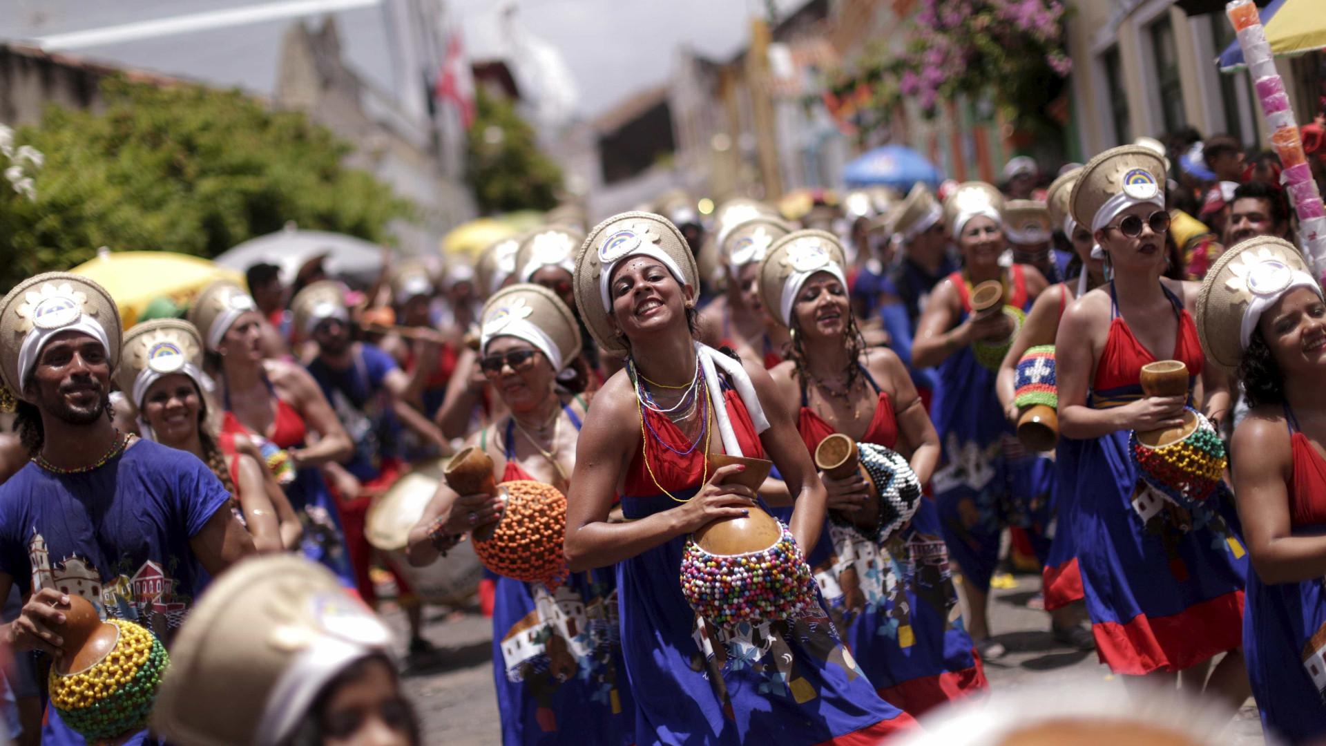 Blocos de Carnaval do Recife e de Olinda vão às ruas em apoio a Haddad