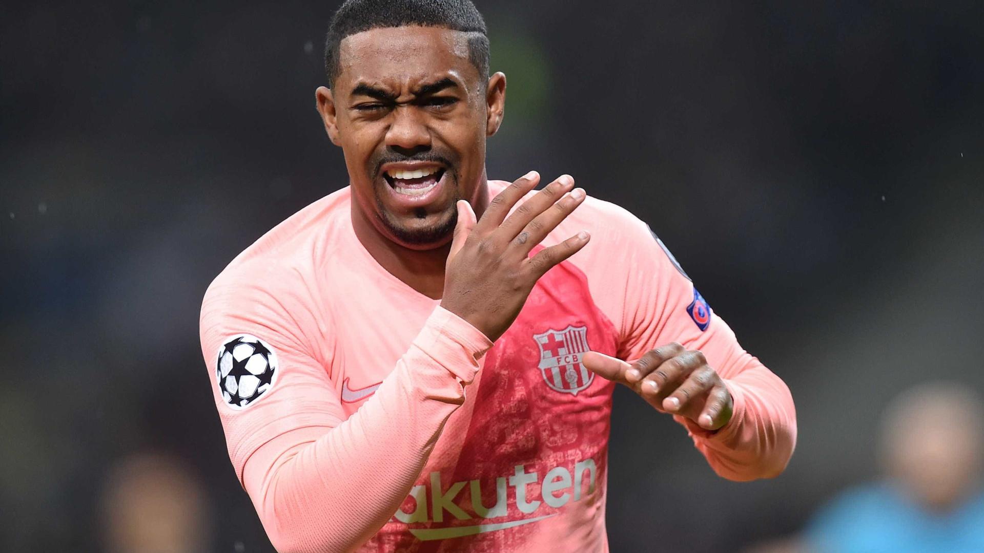 Com gol de Malcom, Barcelona se classifica às oitavas da Champions