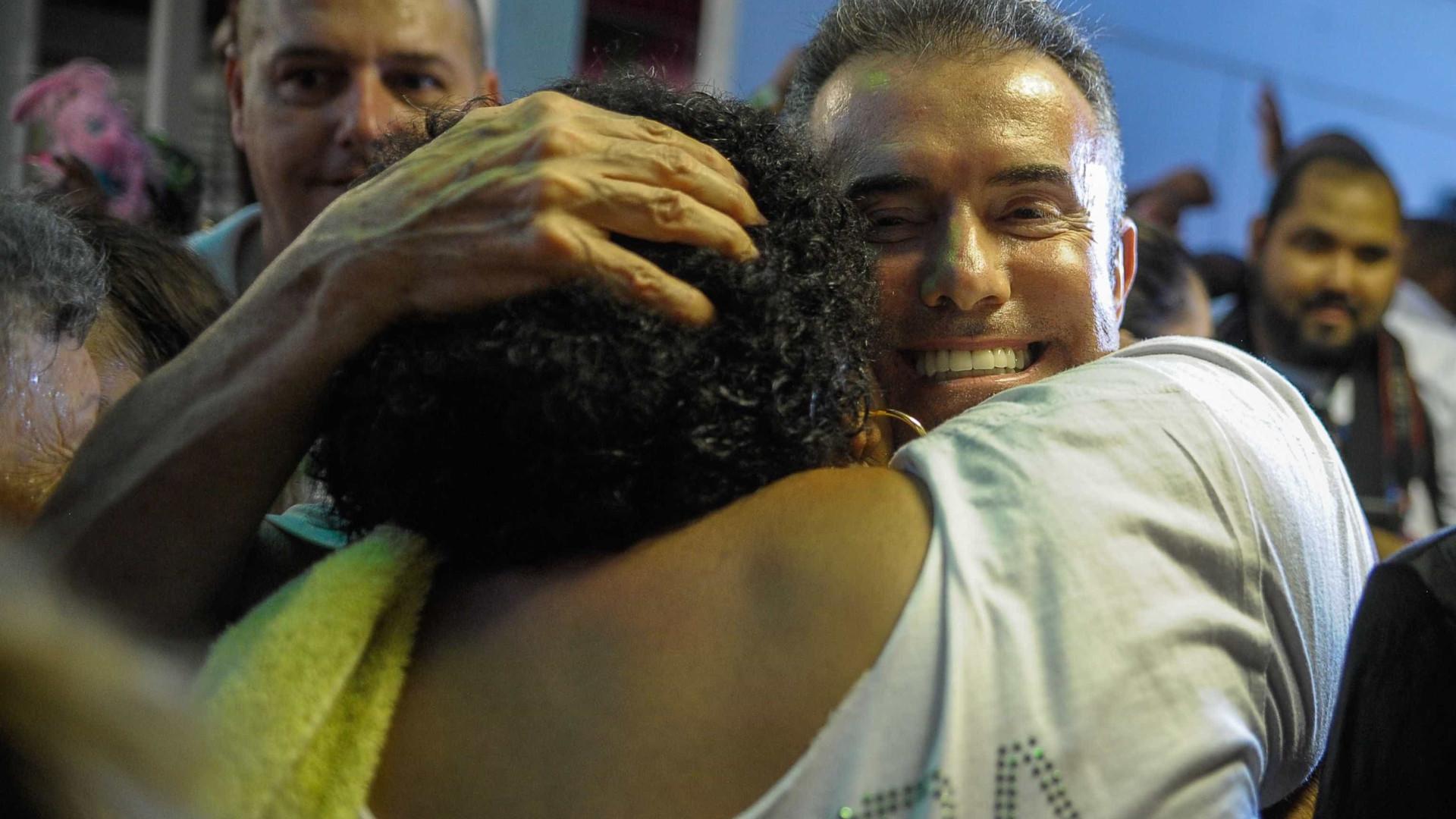 Presidente da Mangueira é um dos presos de operação da PF