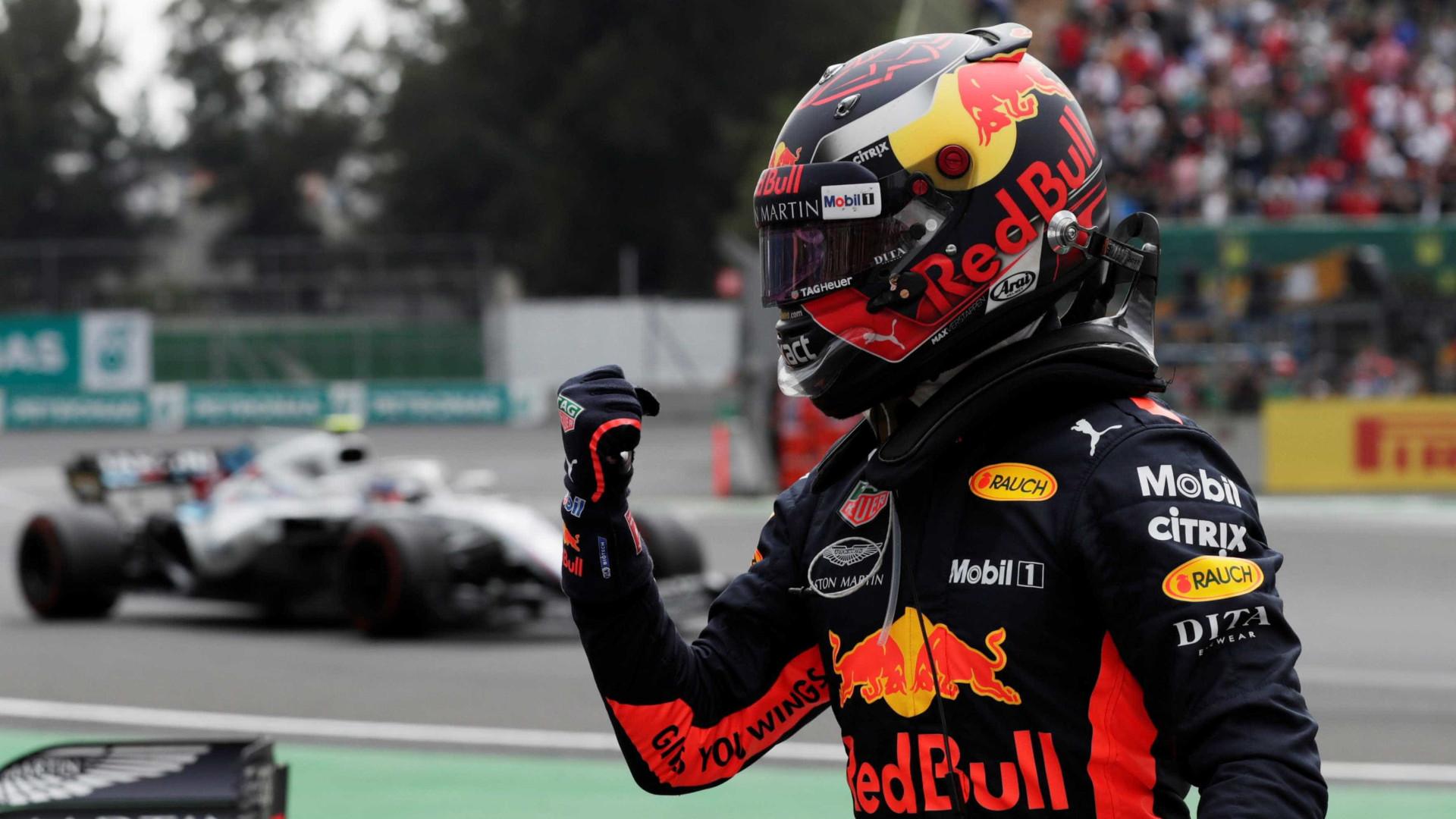 Max Verstappen vira fenômeno e atrai legião de fãs para a Fórmula 1