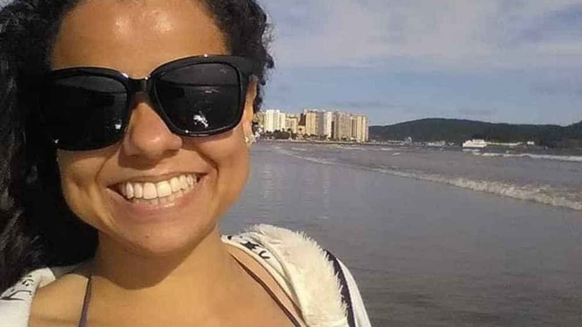 Professora de inglês desaparece depois de sair para trabalhar