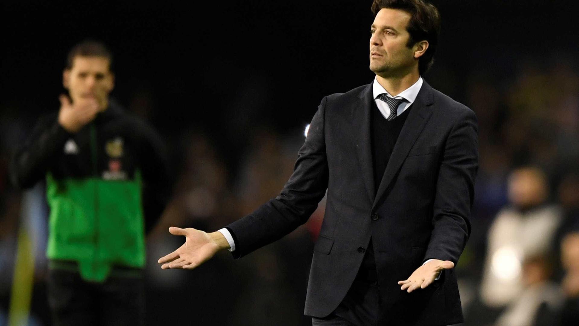 Solari é efetivado como técnico do Real Madrid e assina até 2021
