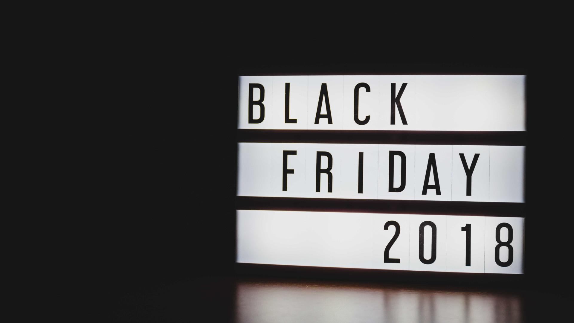 Pesquisa estima aumento de 15% nas vendas na Black Friday