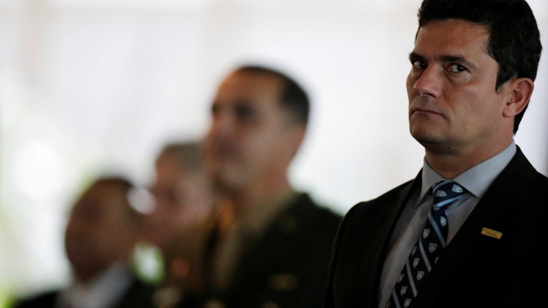 Moro critica projeto de lei que altera regras da execução penal