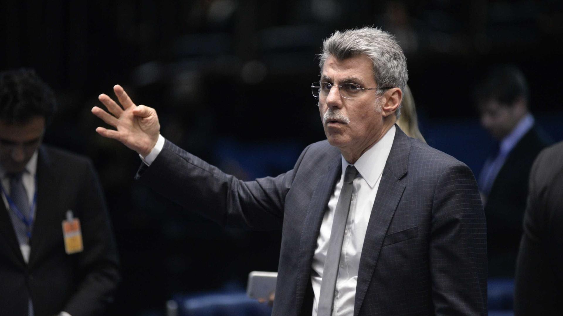 Derrota é culpa da Lava Jato, MP, imprensa e venezuelanos, diz Jucá
