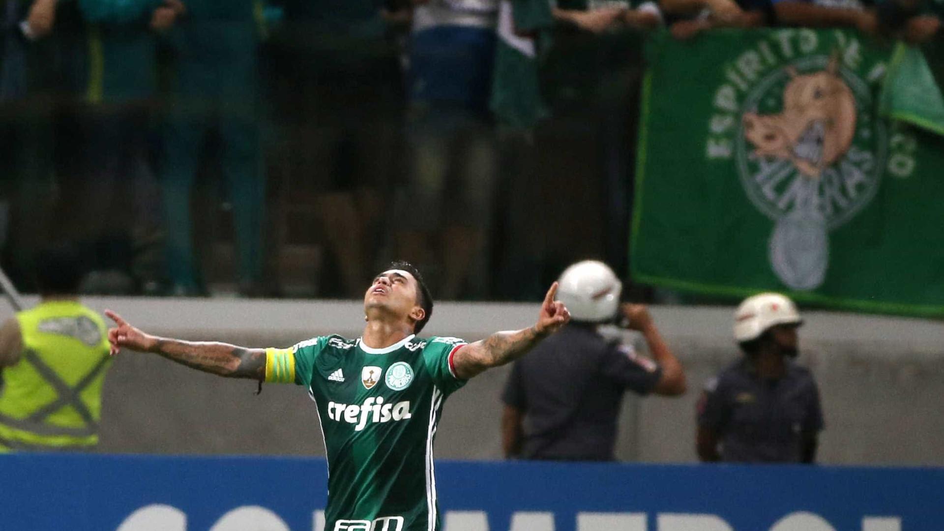 Dudu não descarta deixar o Palmeiras na próxima temporada