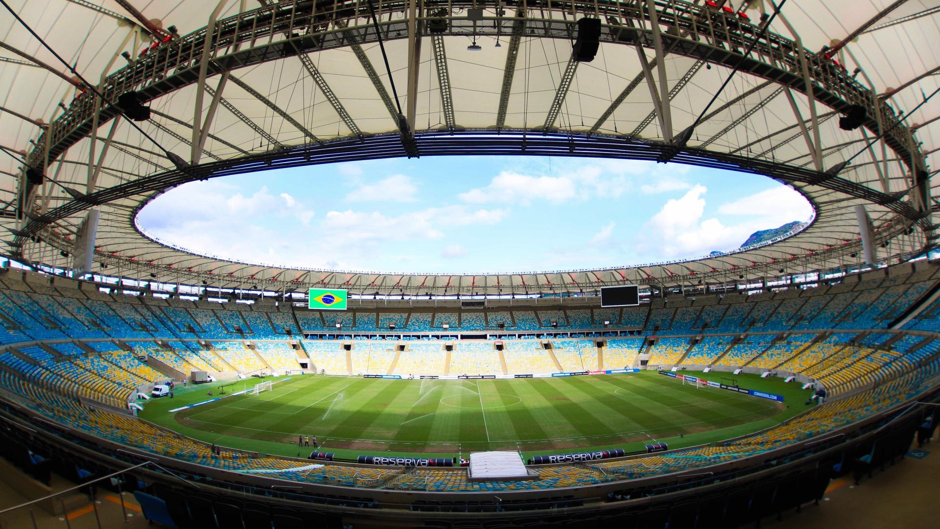 Flamengo e Fluminense duelam no Maracanã pela 1ª vez em 2018