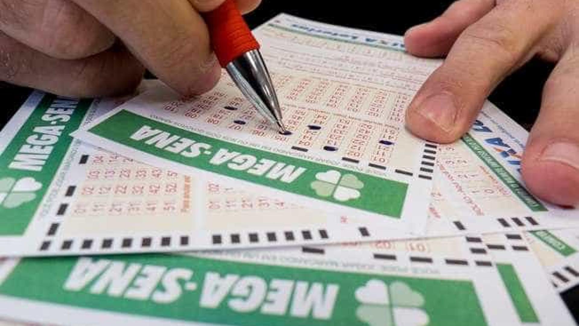 Mega-Sena acumula e deve pagar R$ 12 milhões na quinta-feira