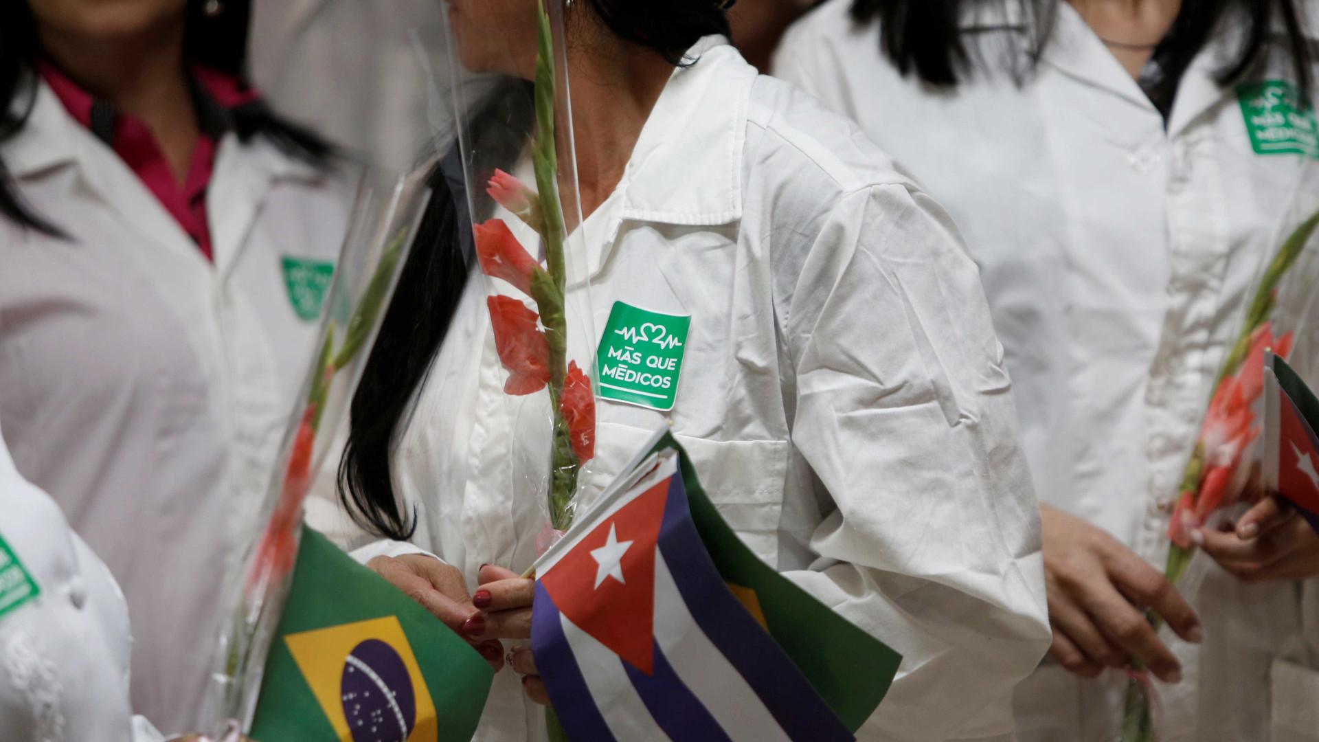 AM: mais de 40% das vagas deixadas por cubanos não foram preenchidas