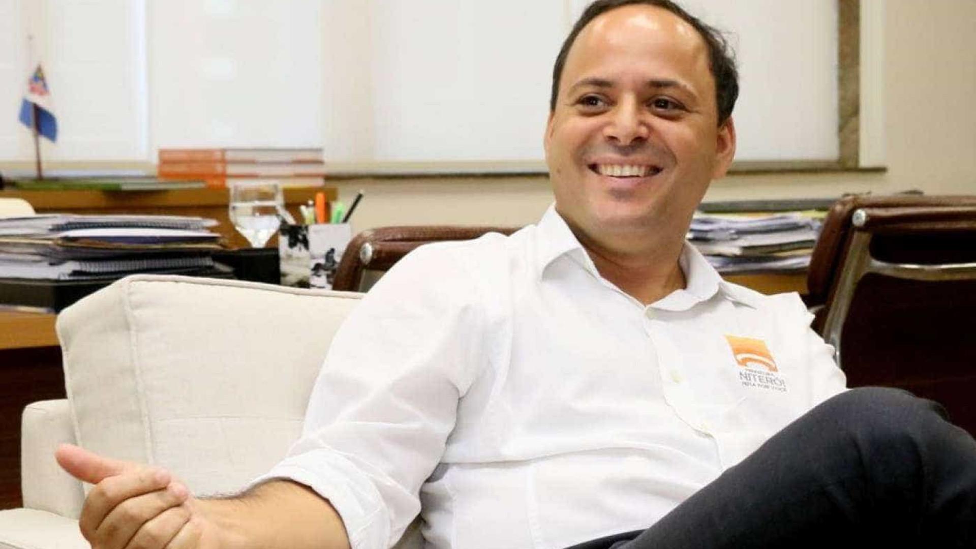 Prefeito de Niterói é preso em ação da Polícia Civil e do MP