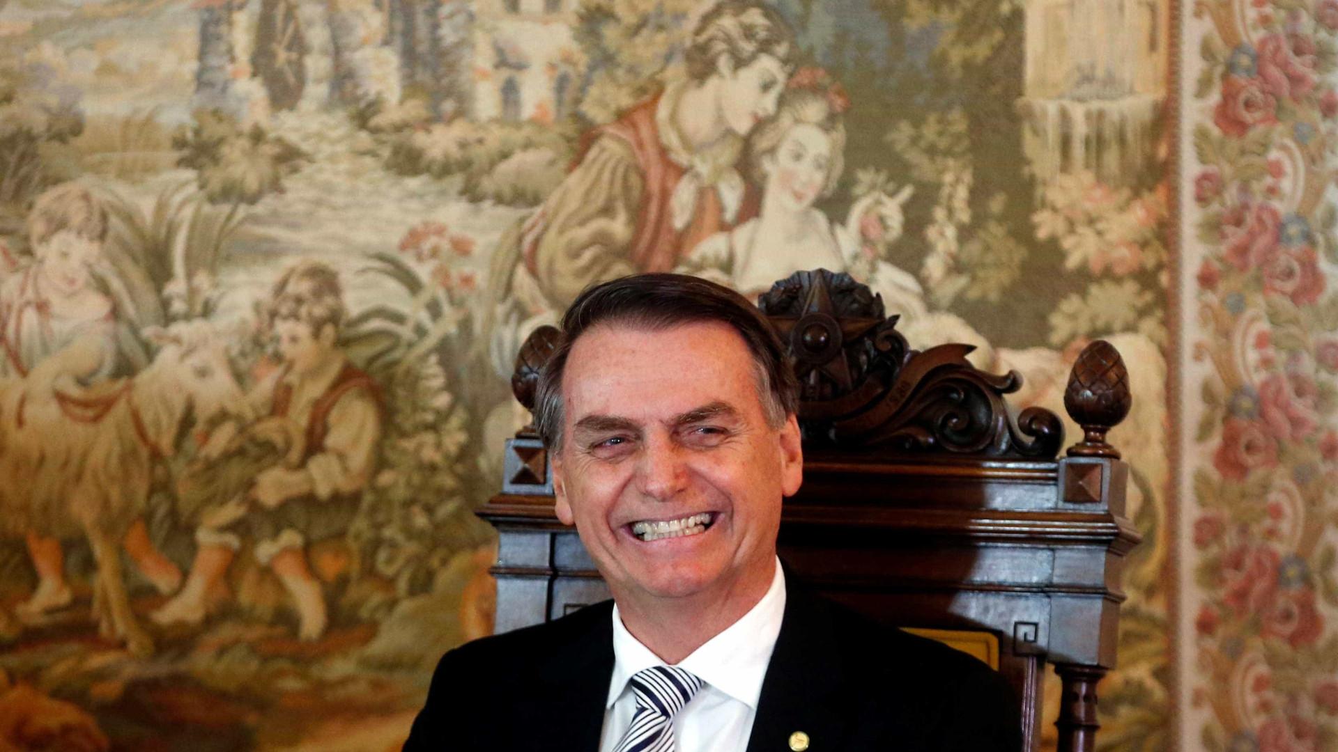 64% dos brasileiros acreditam que Bolsonaro fará governo bom ou ótimo