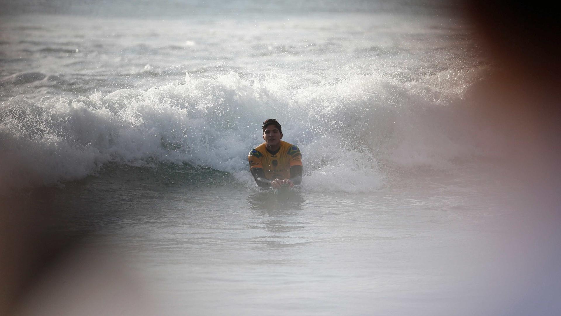 Bi de Medina coroa temporada histórica para o surfe brasileiro