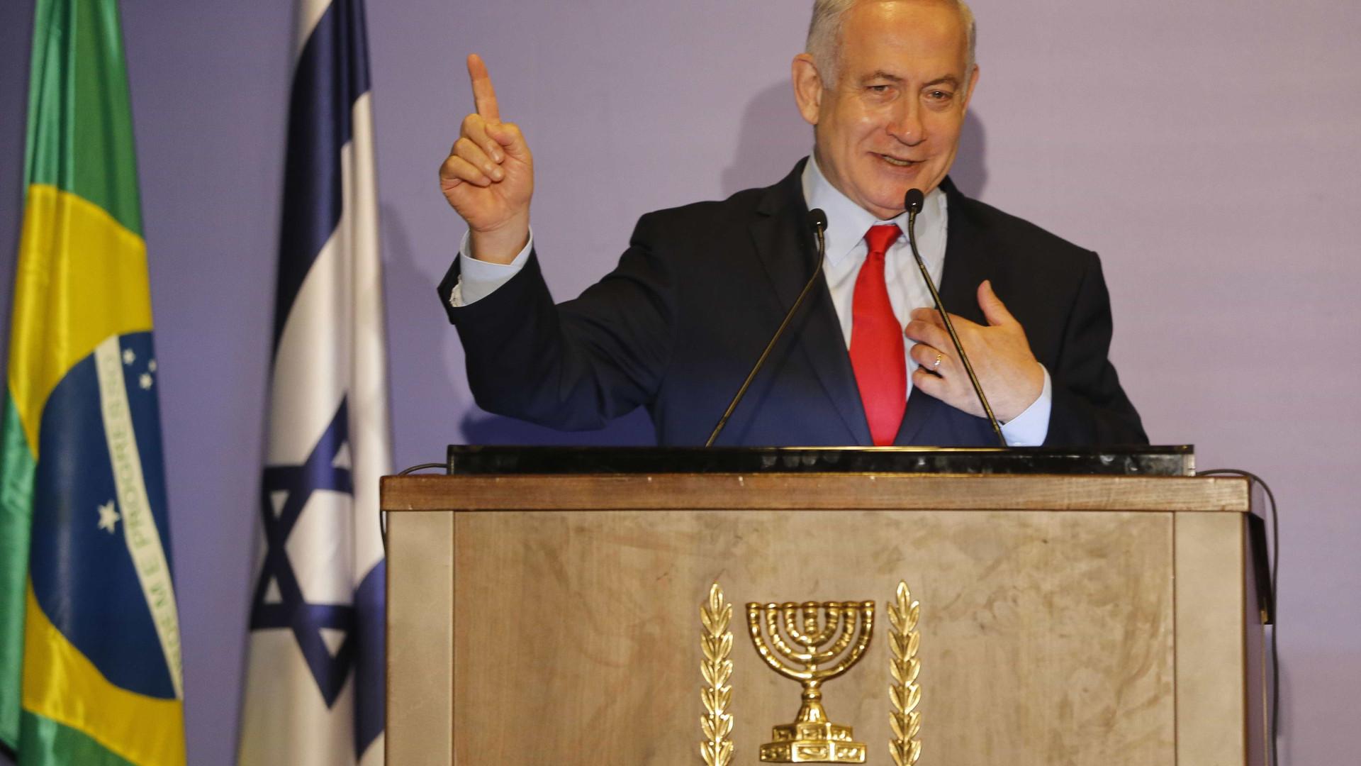 Netanyahu diz que evangélicos são os melhores amigos de Israel