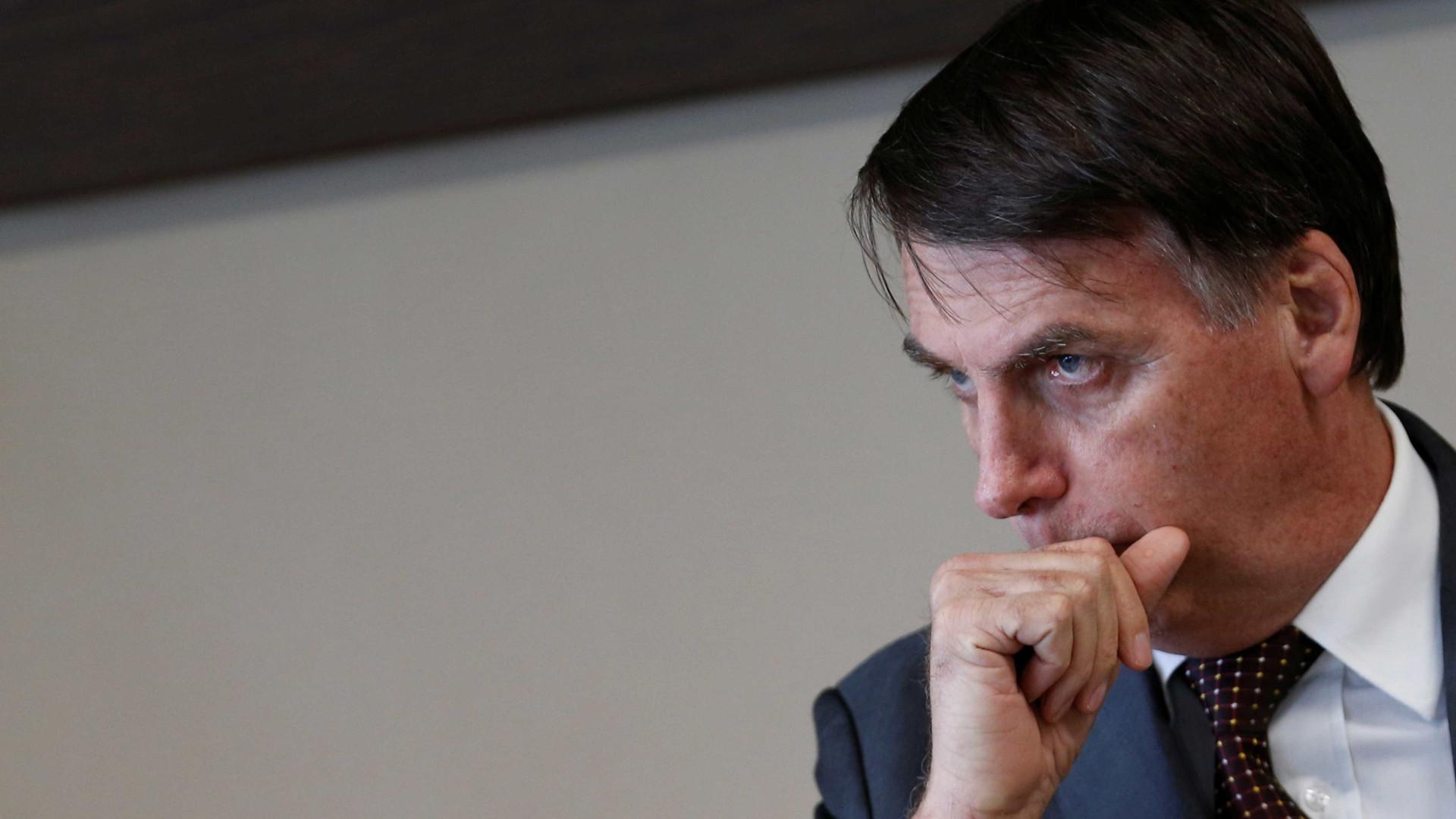 Bolsonaro diz que futuro governo poderáter22 ministérios
