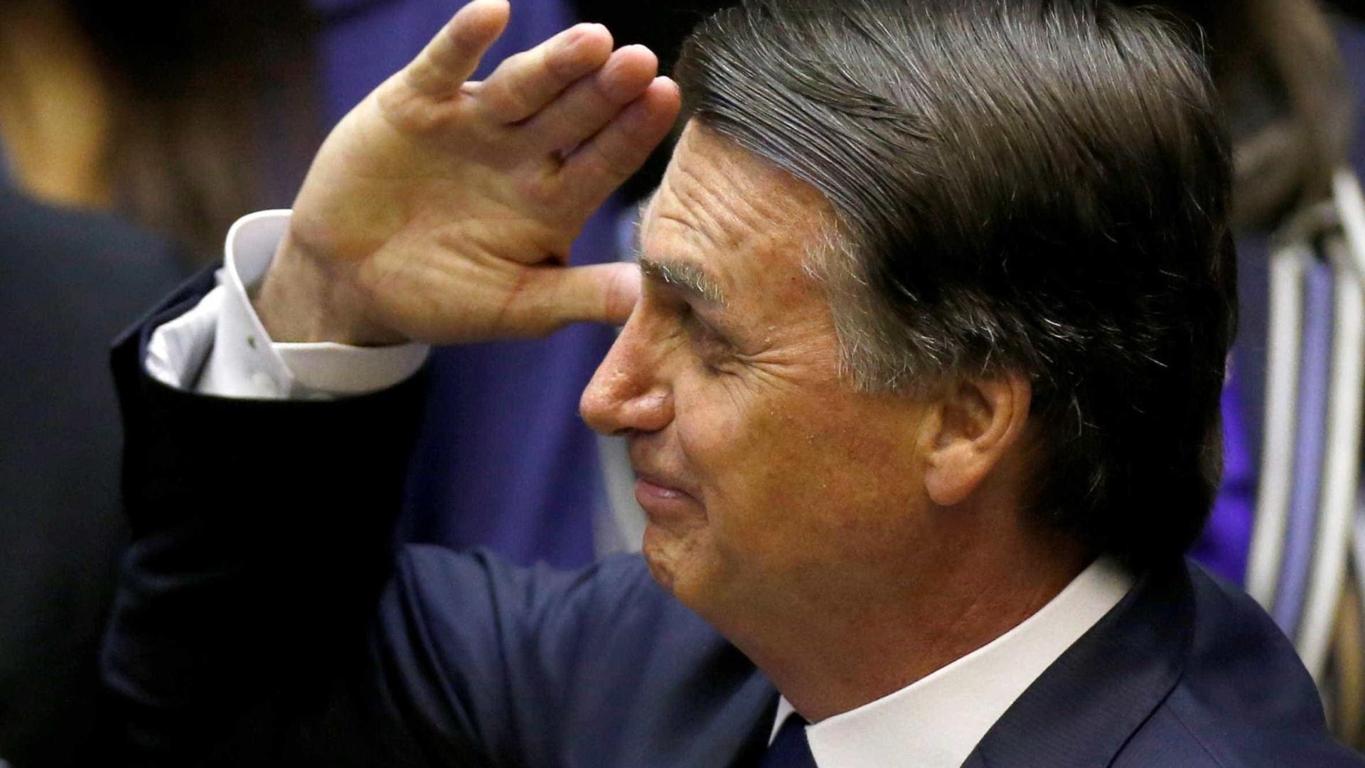 Leia o discurso de Bolsonaro na cerimônia de posse no Congresso