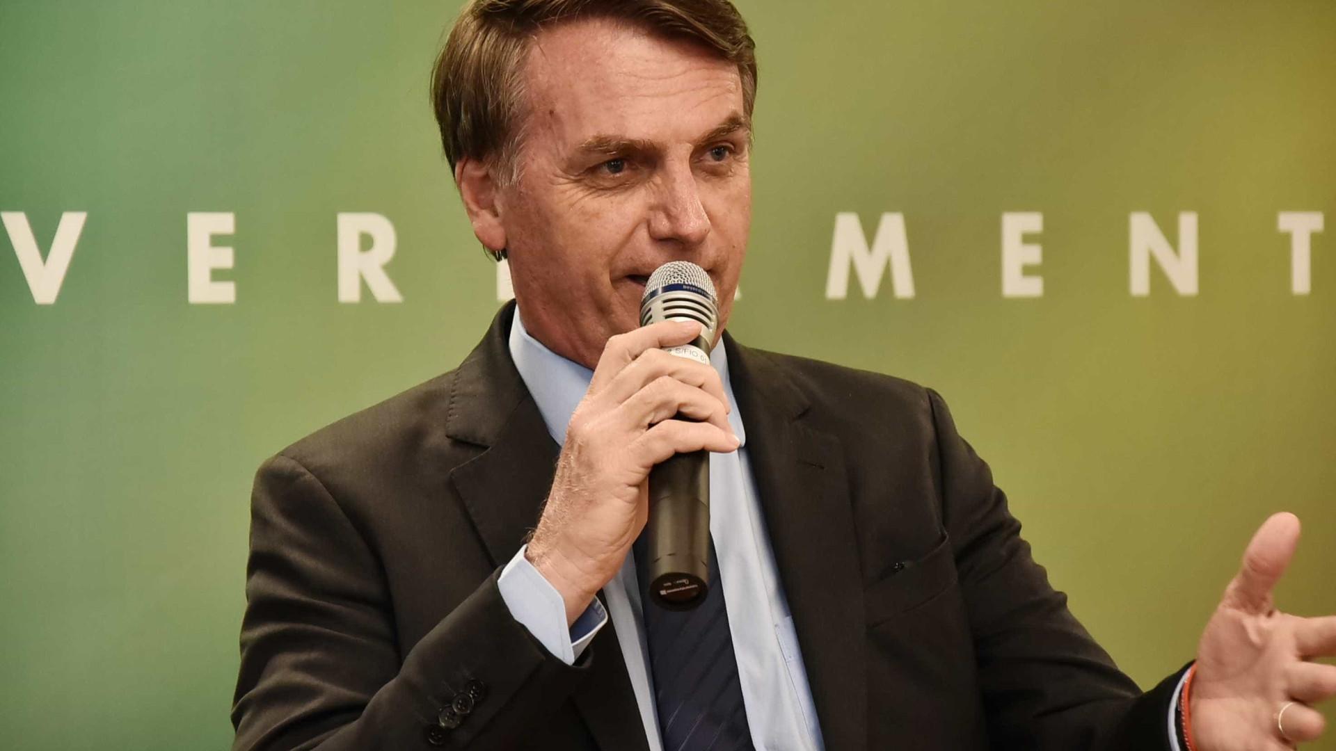 Bolsonaro: governo vai atrair R$ 7 bi com concessões de infraestrutura