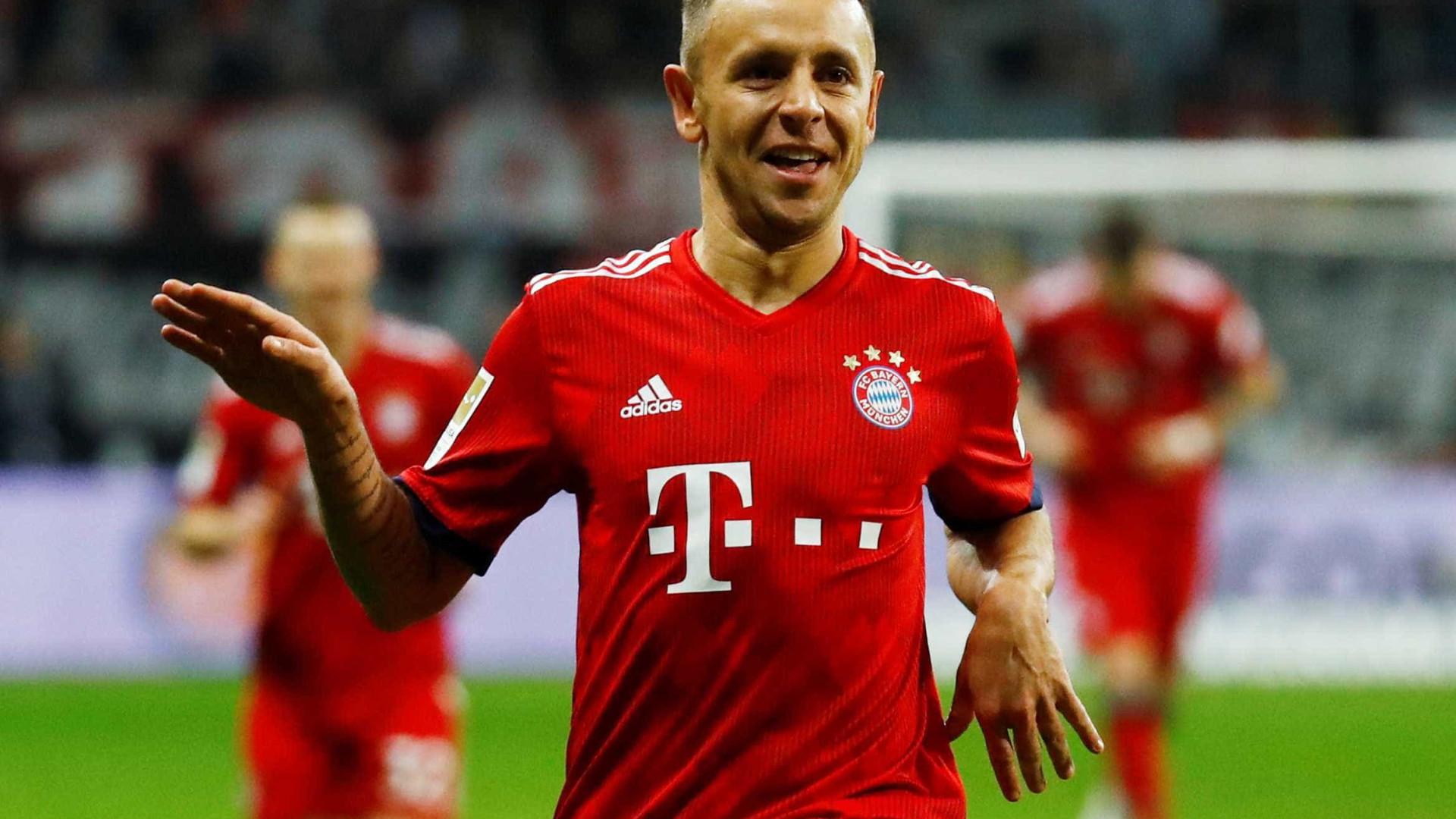 Rafinha vê 'ciclo perto do fim' no Bayern e pode voltar ao Brasil