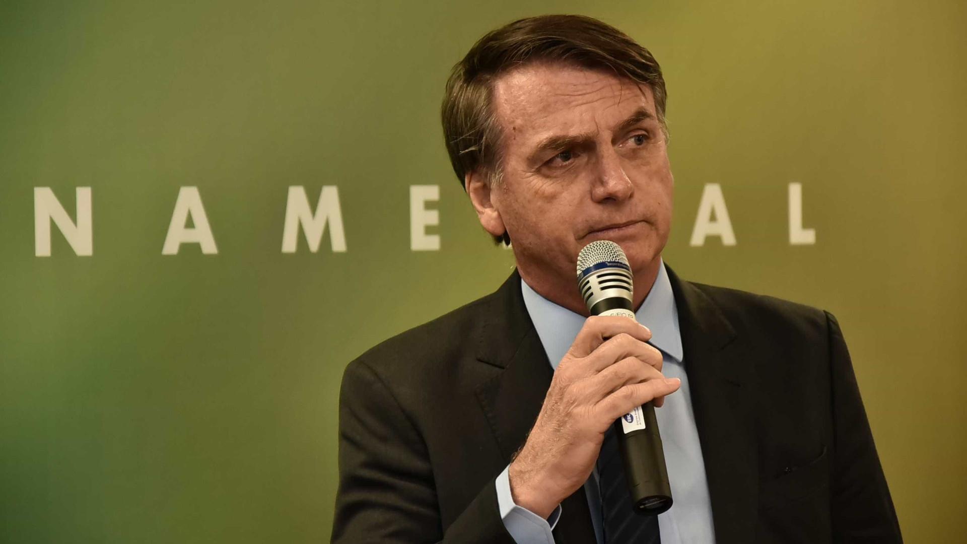 China será assunto de 1º encontro de Bolsonaro com americanos