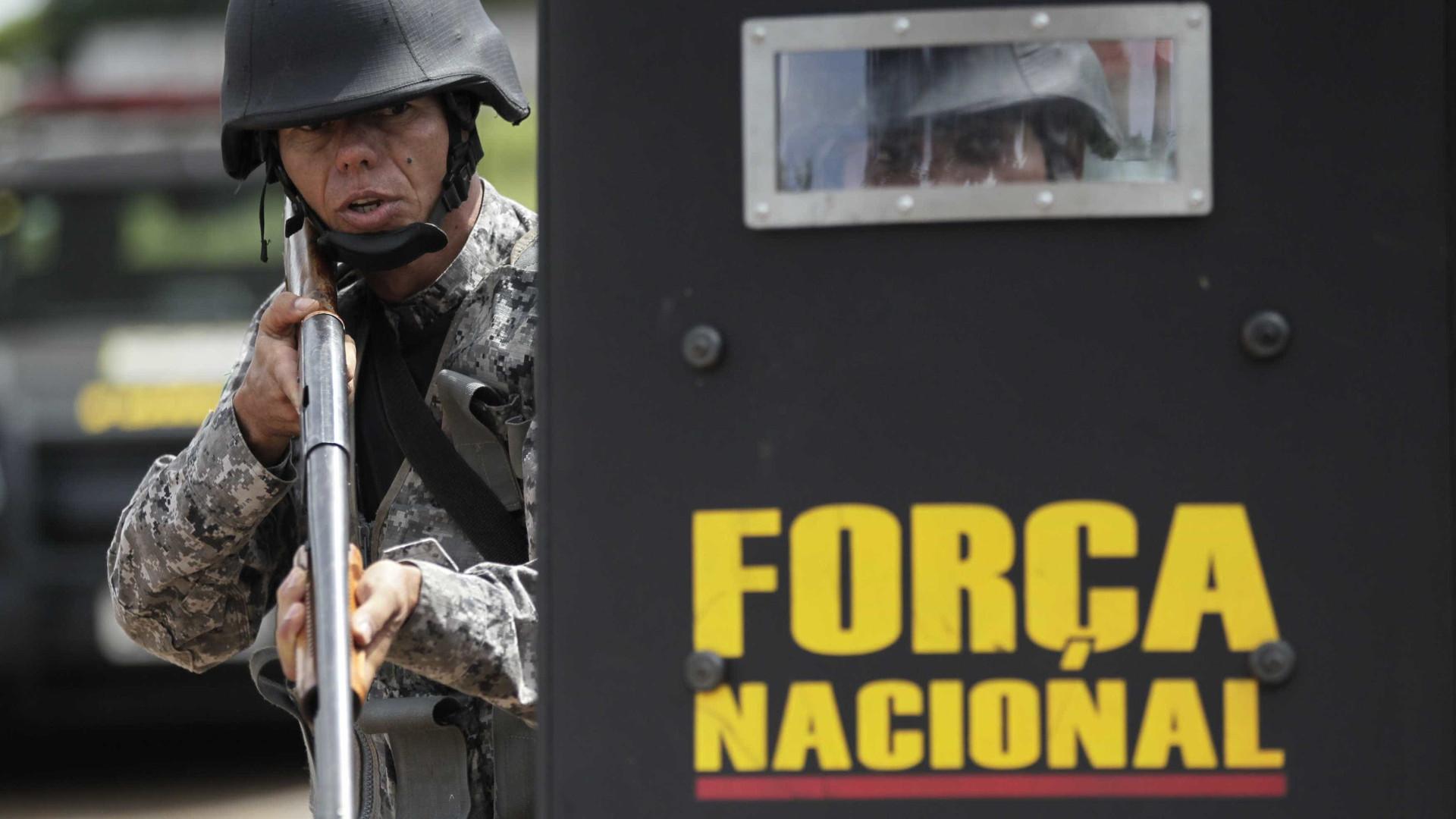 Força Nacional está nas ruas do CE após 3ª noite de ataques criminosos