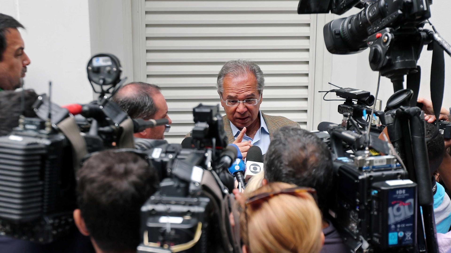 Guedes: proposta de reforma da Previdência terá regime de capitalização