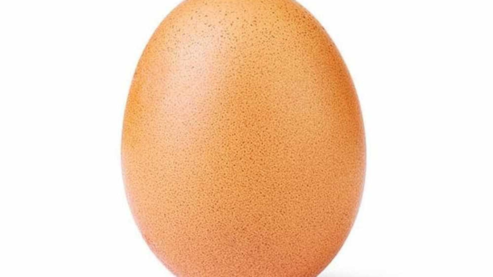 Foto de ovo se torna publicação mais curtida do Instagram
