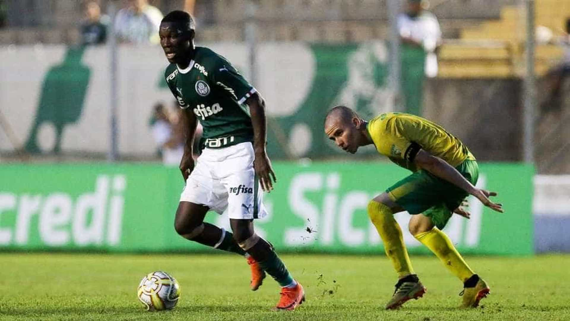 Palmeiras banca viagem de volta a time acriano eliminado da Copinha