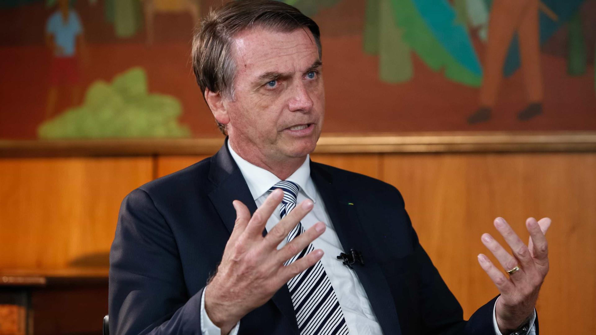 Governo Bolsonaro ordena paralisar a reforma agrária no país