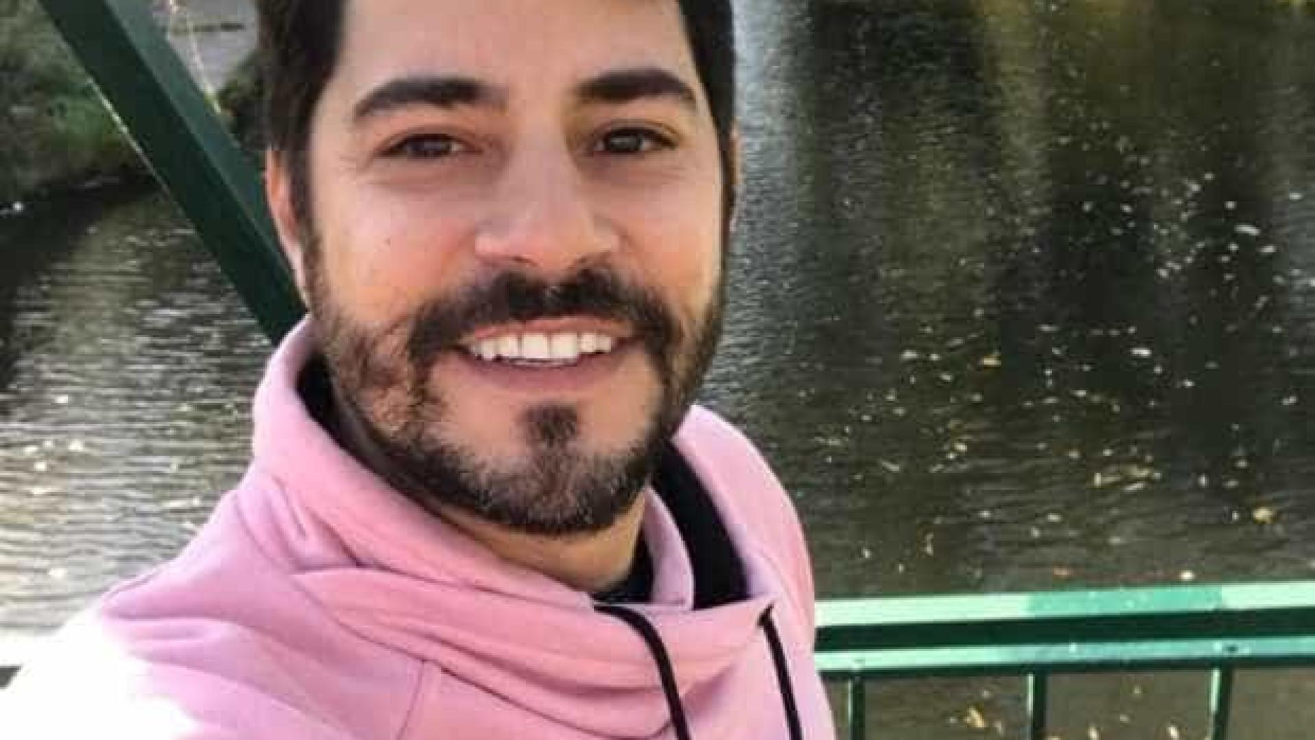 Evaristo Costa surpreende ao falar sobre a TV Globo