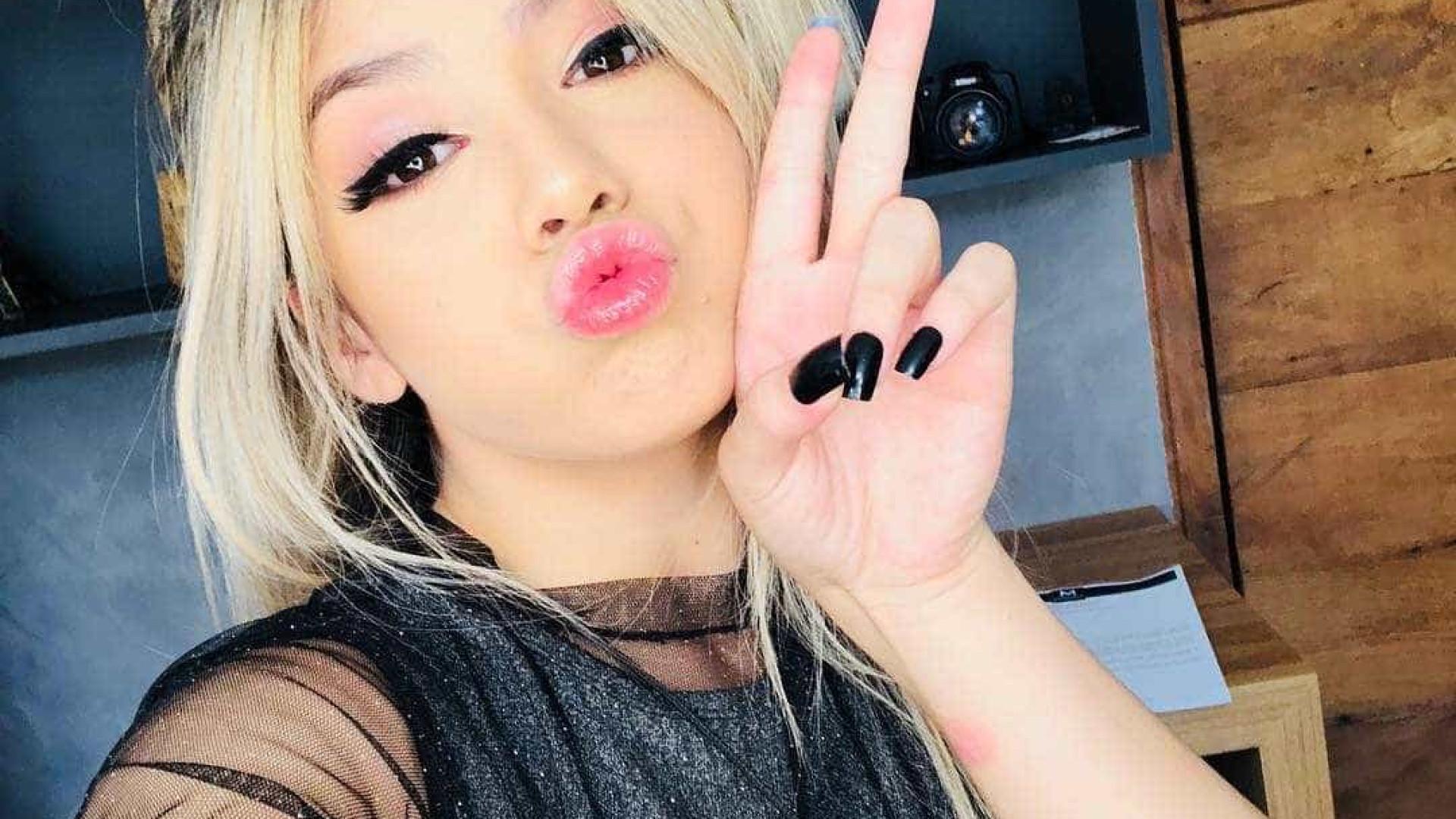 Pai de MC Melody pode perder guarda da filha por exposição na web