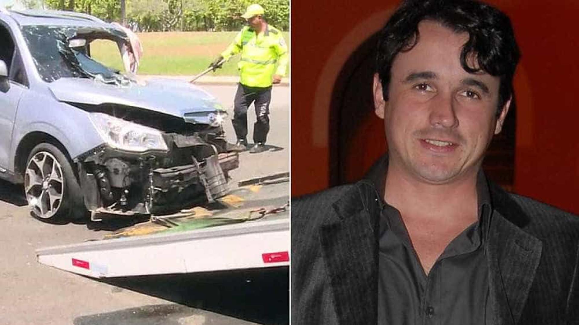 Após acidente, Caio Junqueira deve passar por nova cirurgia