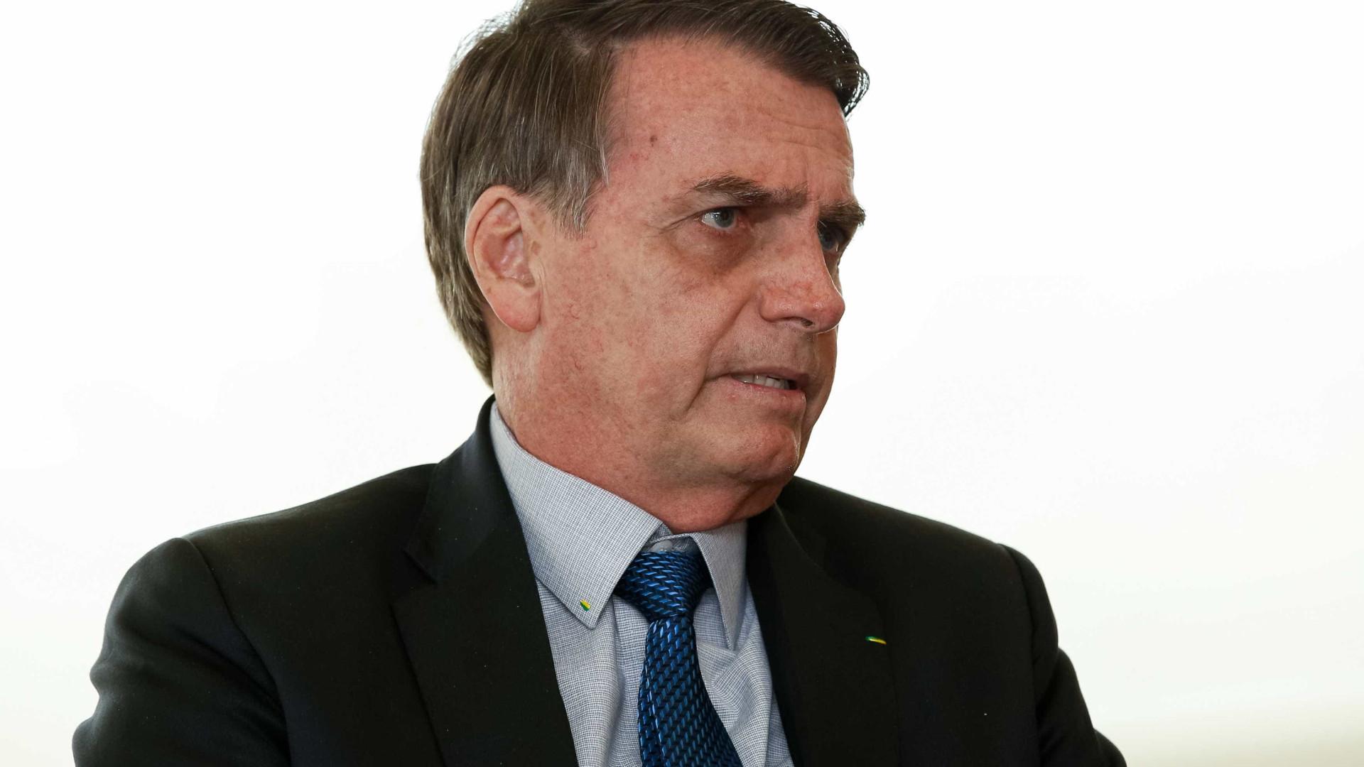 Bolsonaro recebe cúpula da Record e sócios do futuro canal CNN Brasil