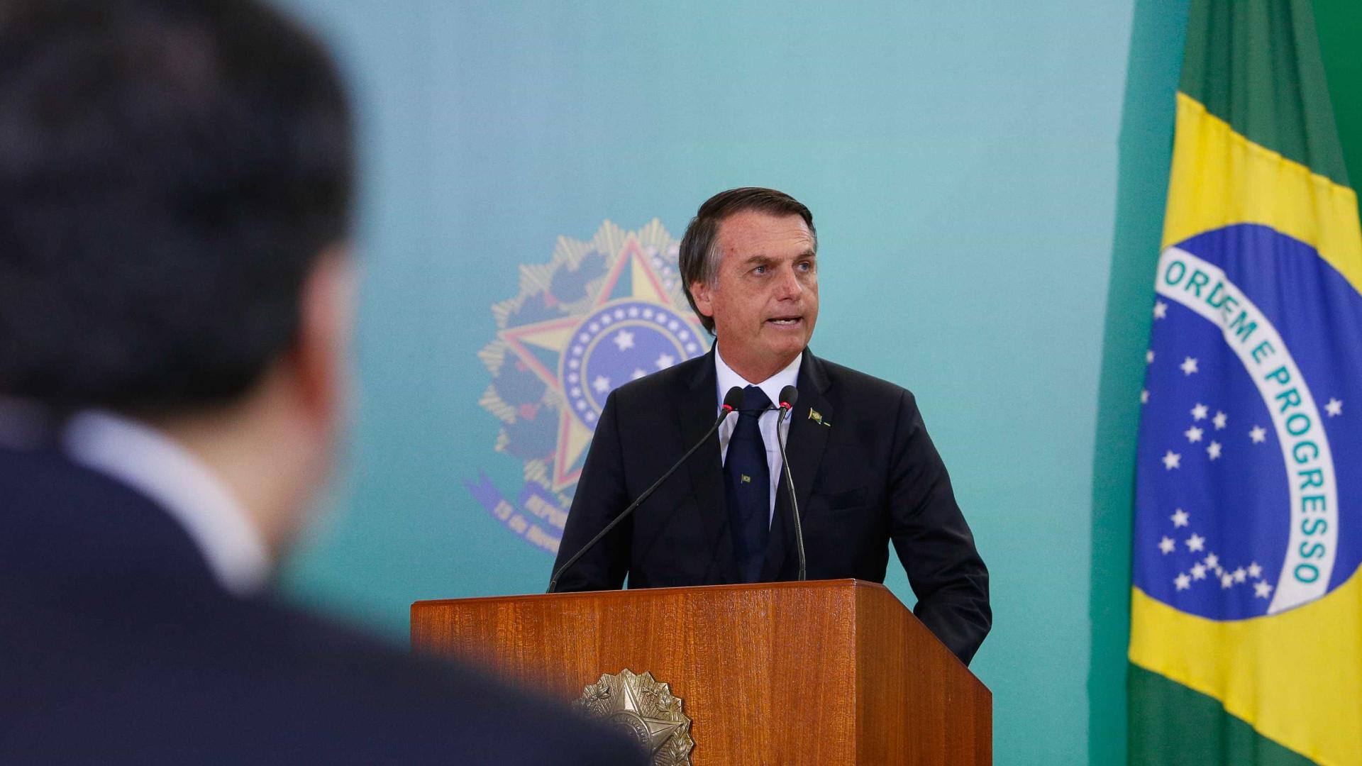 Bolsonaro pretende defender acordos bilaterais e saúde fiscal em Davos