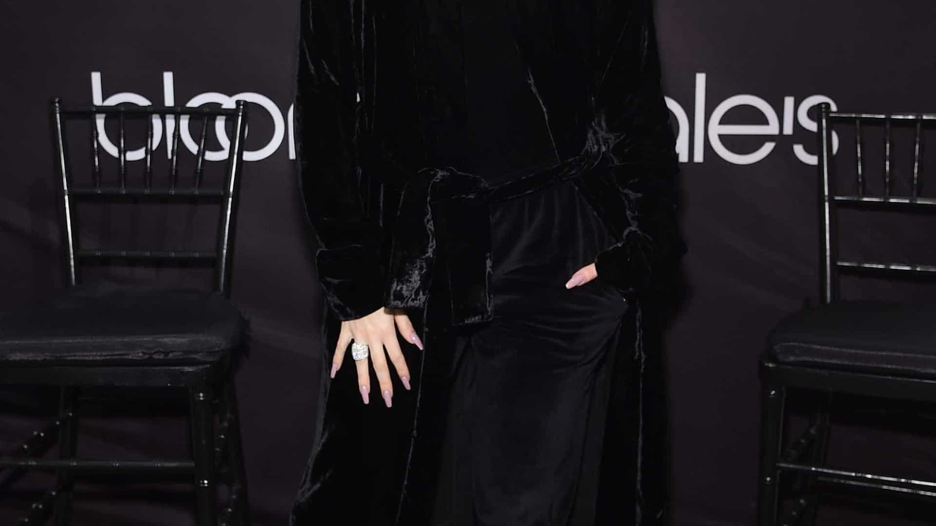 Khloé Kardashian responde comentário de Bruna Marquezine