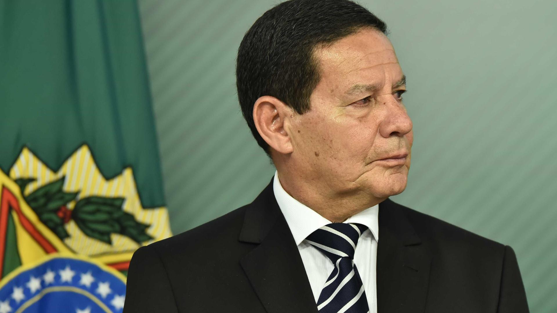 STF nega pedido contra nomeação do filho de Mourão ao BB