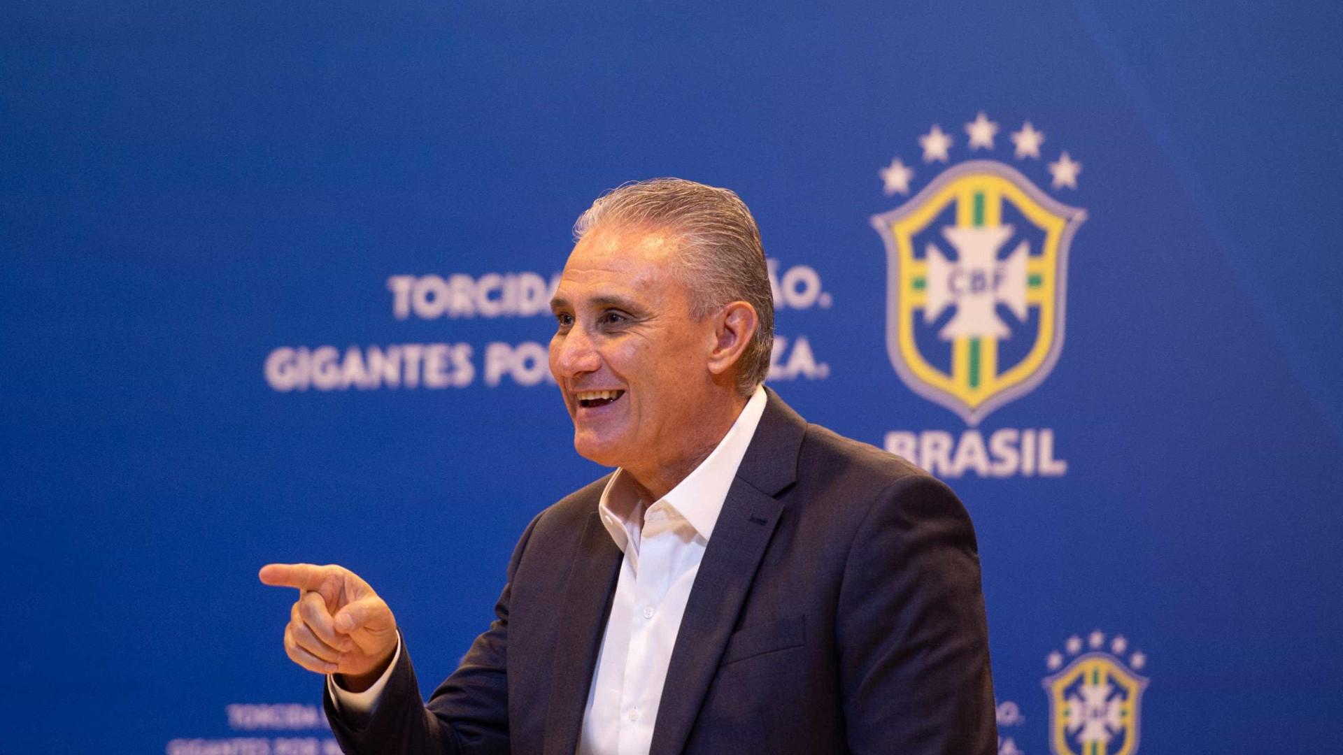 Sorteio dos grupos da Copa América será realizado nesta quinta-feira