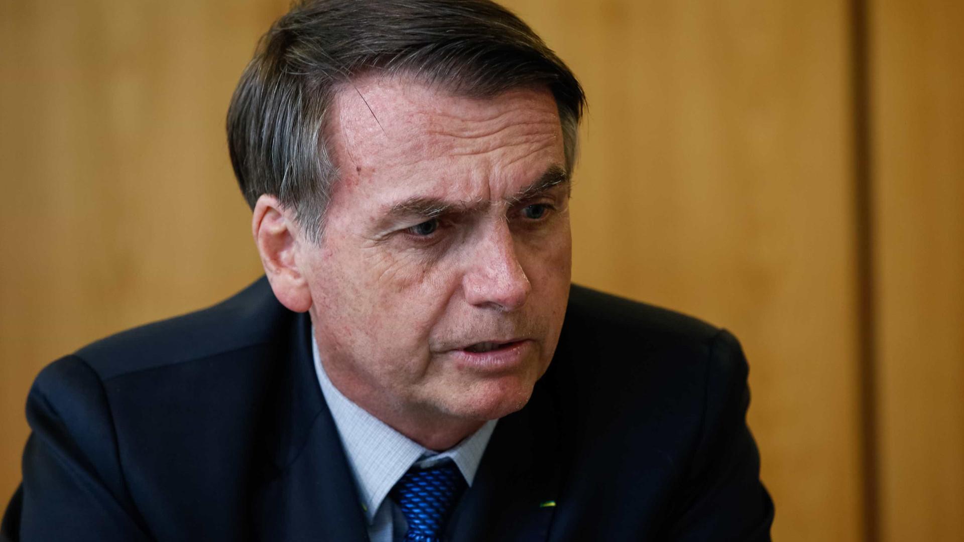 Ministros militares se irritam com decisão de Bolsonaro sobre Mourão