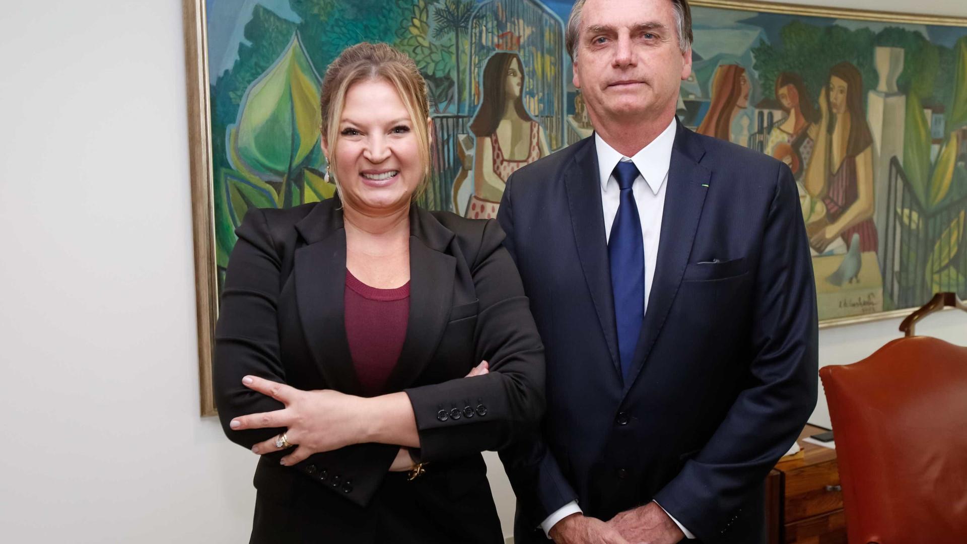 Líder do governo na Câmara está alinhado com Bolsonaro, diz Joice