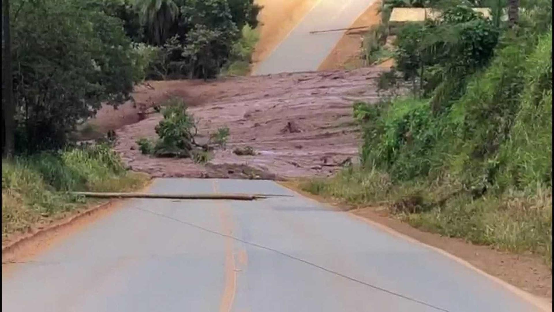 Gabinete de crise em Brumadinho é montado a 6 km do local da tragédia