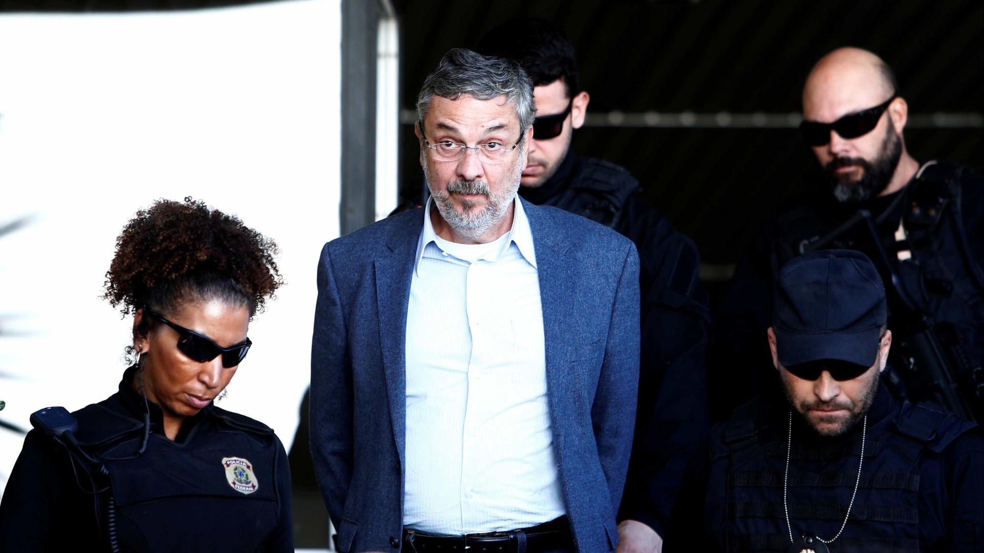 Palocci diz que Lula sabia que seria alvo de fase da Lava Jato