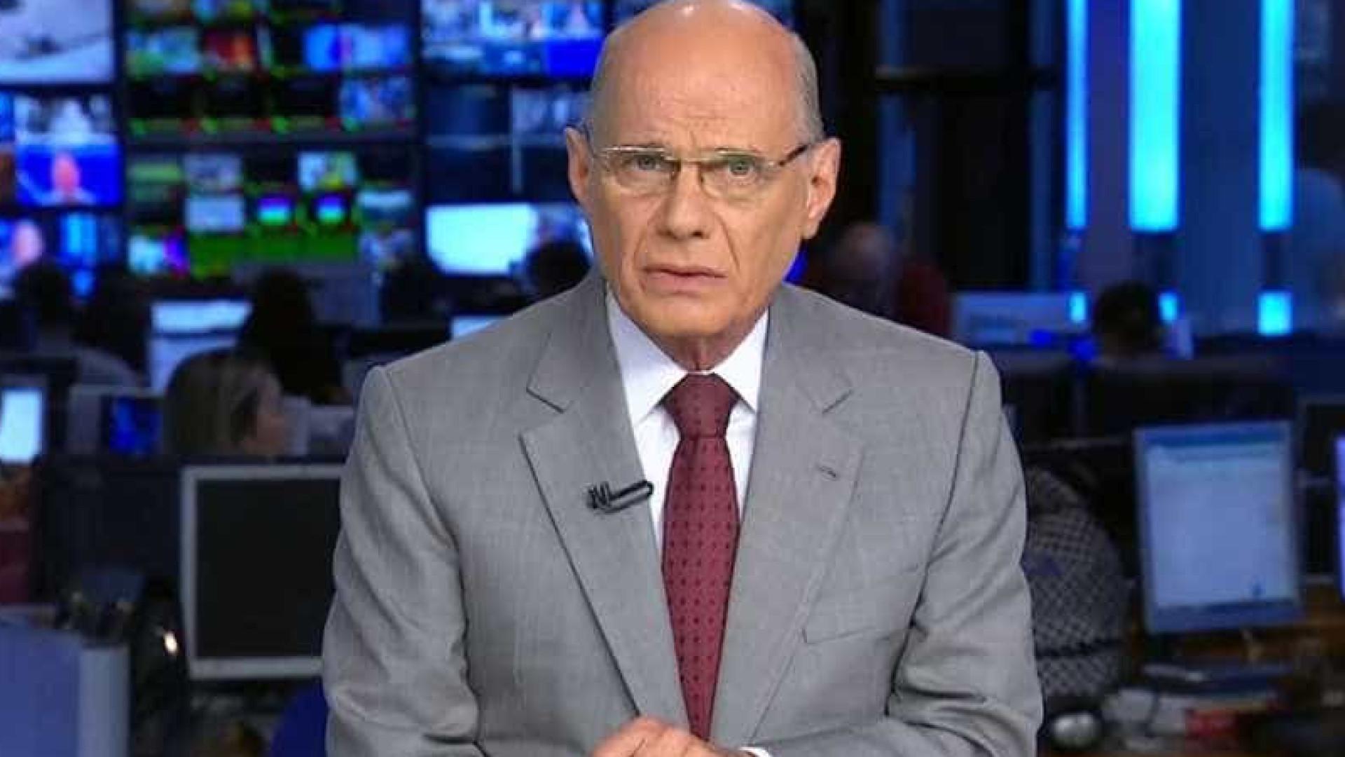 Em último programa, Boechat criticou impunidade em tragédias recentes