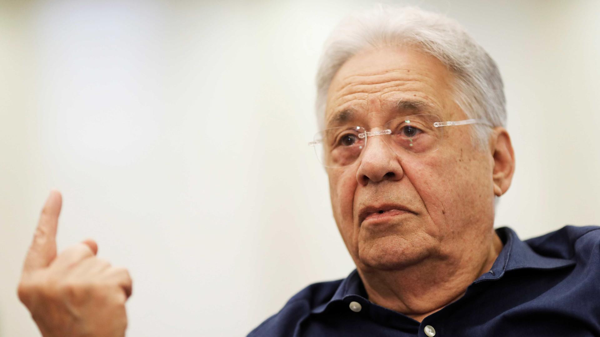 FHC diz que governo Bolsonaro 'está abusando' da desordem
