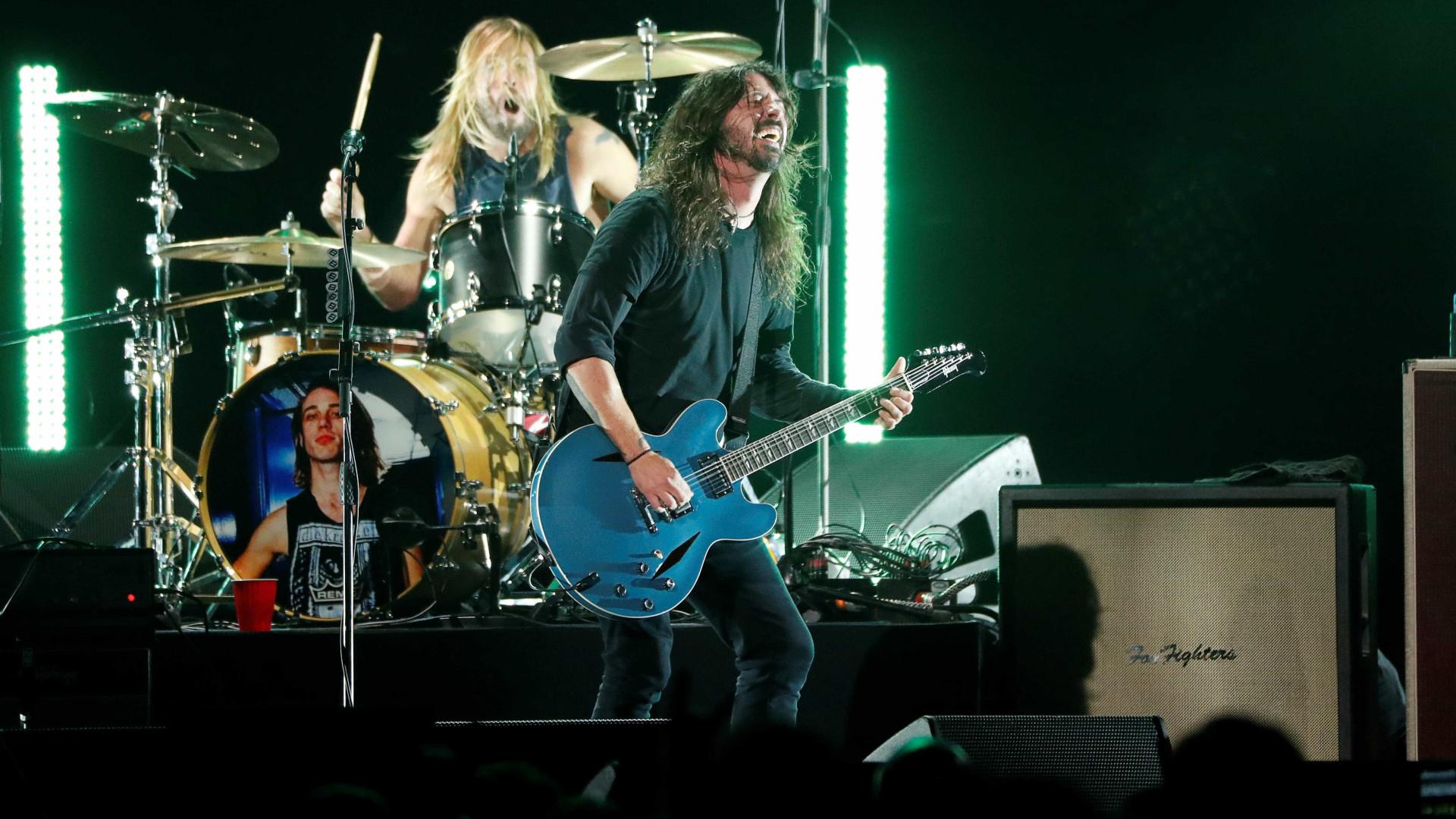 Foo Fighters e Weezer vão tocar no Rock in Rio