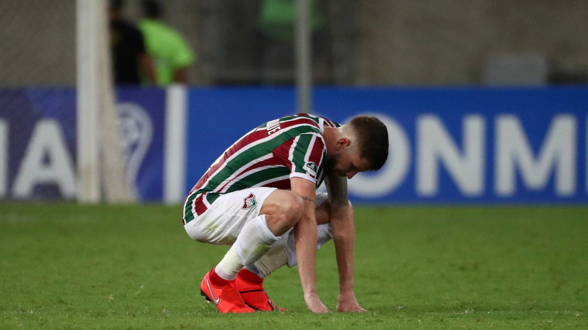 Fluminense empata sem gols com chilenos na estreia da Sul-Americana